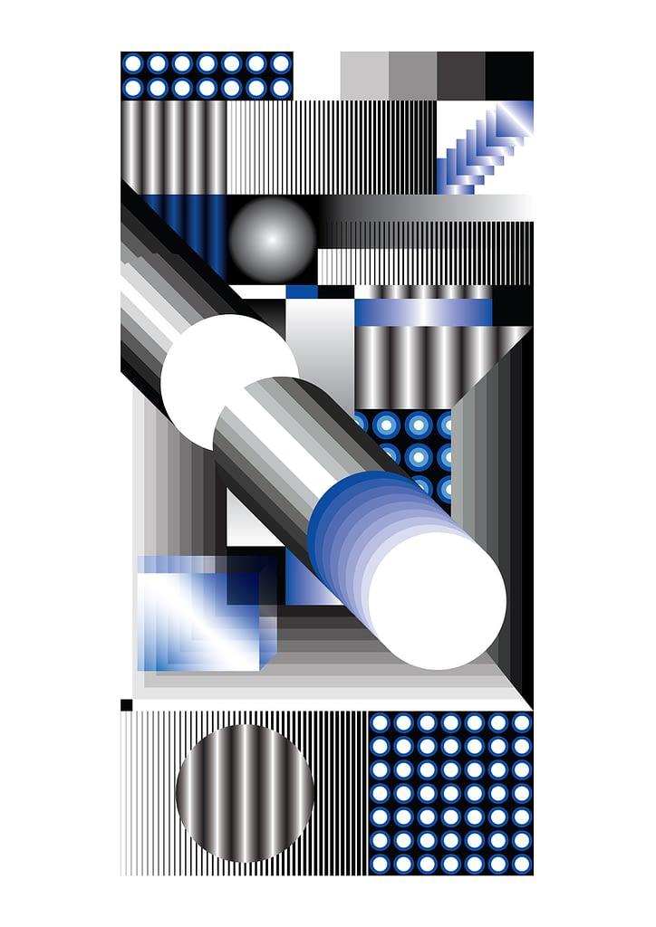 Kaleidoscope Installation Samsung Galaxys10 Lost.Optics
